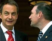 Zapatero, víctima de sus propios errores