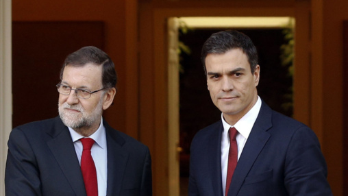 Dos desquiciados inconscientes contra España