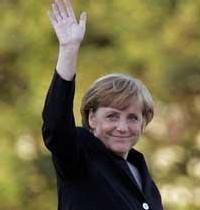 Alemania: Merkel será canciller
