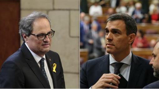 El coqueteo de Sánchez con el nazi catalán exaspera a los españoles