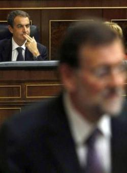 ¿Es Zapatero militante del PP?