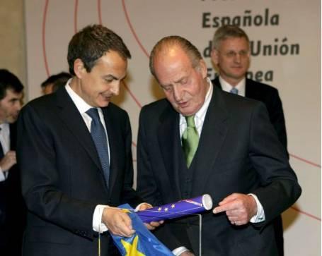 ESPAÑA, COMO EN TIEMPOS DE CARLOS IV, EN MANOS DE CORRUPTOS IMPUNES