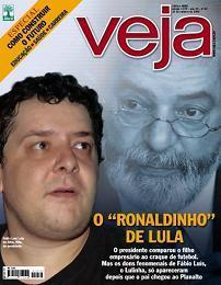 Chorizos corruptos hay en todas partes, también en Brasil