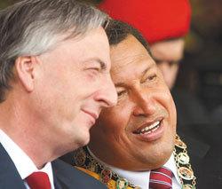 Nestor Kirchner: la muerte es un poderoso detergente