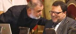 Torrijos (PC) y Monteseirín (PSOE)