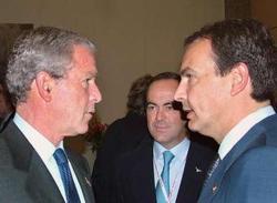 Zapatero se arrastra ante los USA