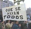 España rechaza a sus políticos corruptos