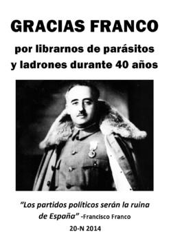 CUANDO LA EXTREMA DERECHA GOBERNABA ESPAÑA...