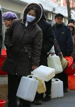 China: Dictadura sucia e ineficiente