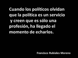 EL FRACASO POLÍTICO DE ESPAÑA, UN PAÍS SIN RUMBO Y SIN VALORES