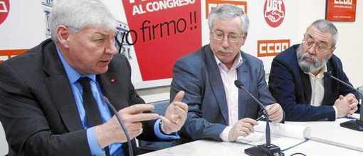Los sindicatos españoles están podridos