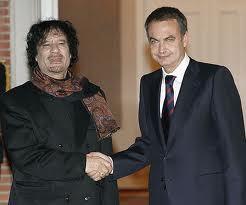 Gadafi, un malvado asesino