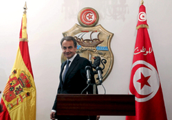 La ridícula aventura de un caradura en Túnez
