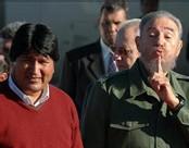 Rajoy se ha equivocado con Evo