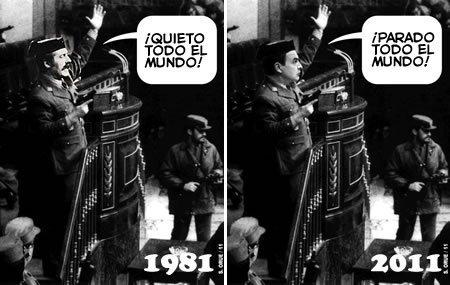 Zapatero tiene que irse ya