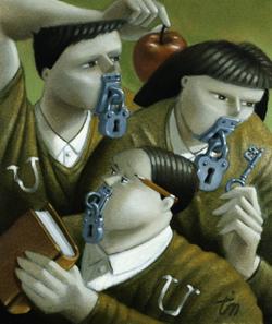 "La esclavitud surrealista en la ""Era Atómica"""