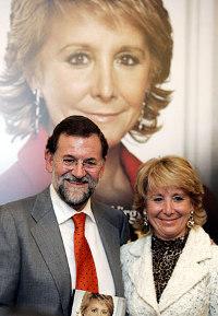 Esperanza Aguirre tiene razón y enseña democracia a Rajoy