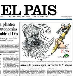 Enhorabuena a 'El País'