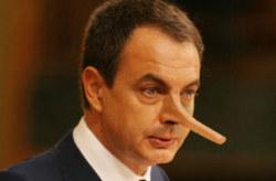 Zapatero, derrotado y expulsado por los españoles rebeldes