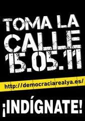 """El movimiento """"Democracia real ya"""""""