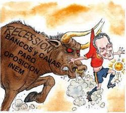 Hay que seguir corneando el cadáver de Zapatero