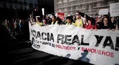 """""""Nuestro enemigo, como el de todos los españoles honrados, es el partido político"""""""