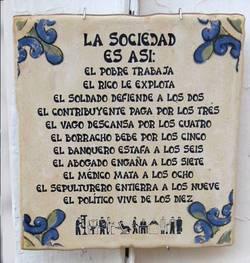 """""""La verdadera derecha es el PSOE"""""""