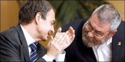 Un dilema endiablado para el PSOE: o expulsan a Zapatero o se van al Grupo Mixto