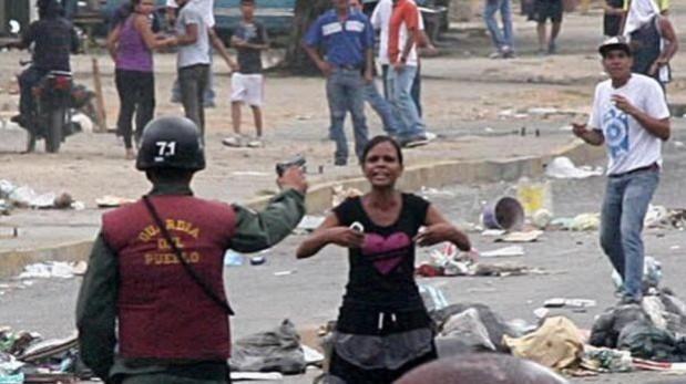 Los asesinos de Maduro andan sueltos, cazando seres humanos