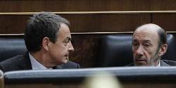 El gobierno agonizante de Zapatero continúa destruyendo a España