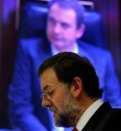 PSOE-PP: los mismos vicios, idéntica antidemocracia, estilos similares