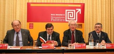 F. Rubiales; F.J. Martinez; E. Diaz; R. Soriano