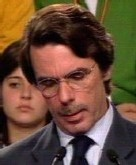 Aznar: España se dirige hacia su destrucción