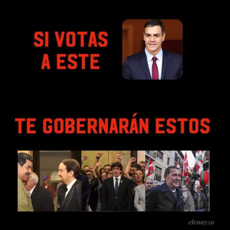 España se juega la vida el 28 de abril