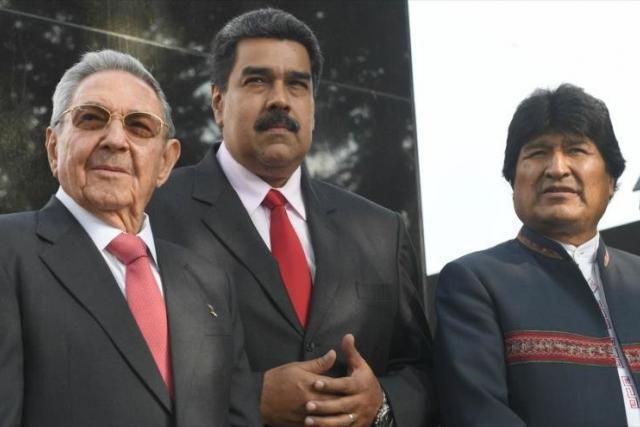 Sólo en Latinoamérica resiste la izquierda. En el resto del mundo está siendo derrotada