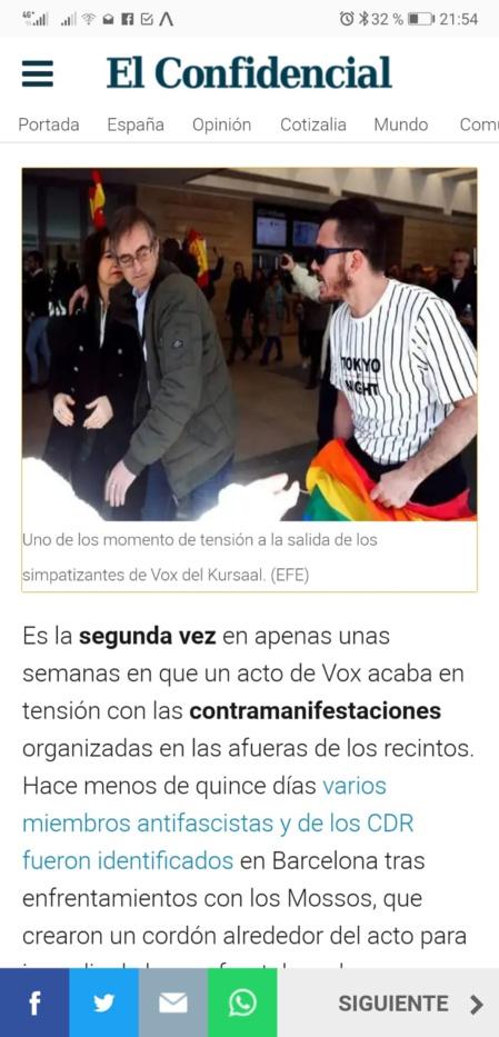 España: el peor fascismo anida en la izquierda radical y el nacionalismo