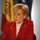 TORPEDO: La Vicepresidenta María Teresa Fernández de la Vega dice cosas insólitas