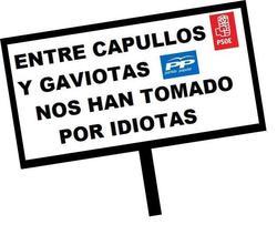 """España: un caso claro de """"despotismo de partidos"""""""