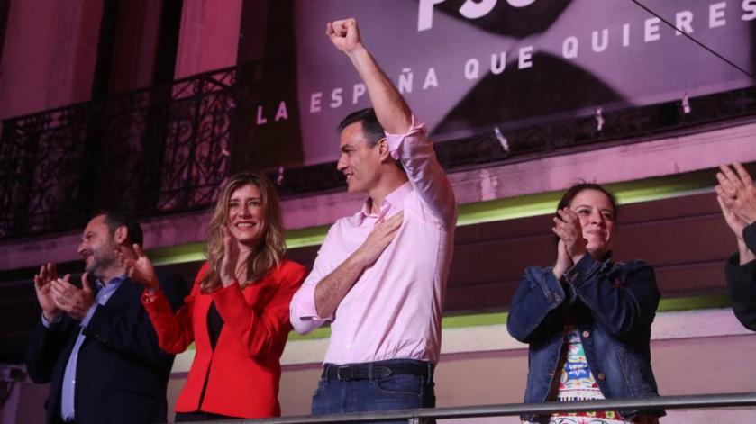 """Victoria de la vieja """"casta"""" socialista en España, toda una sorpresa que contrasta con lo que se vota en Europa y el mundo"""