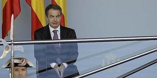 """España: 12 de octubre y """"Estado de Bochorno"""""""