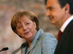 Gracias, Ángela Merkel