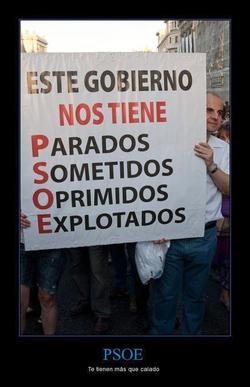 """Elecciones 2011: El PSOE ha sido """"fusilado"""" en las urnas"""