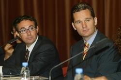 Urdangarín y Torres, su socio