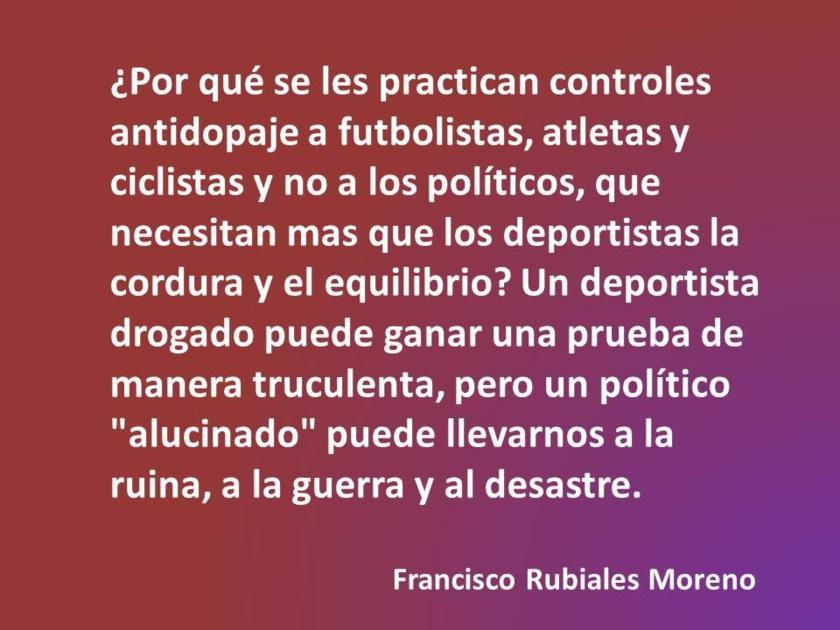 El fracaso político de España es inmenso y doloroso