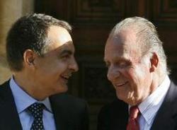 Familia Real española, suspenso en democracia