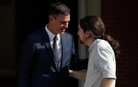El PSOE avanza hacia la extrema izquierda