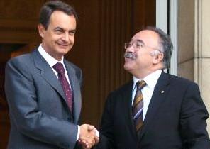 Humor político: Zapatero en el infierno
