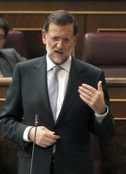 Discurso sensato y coherente de Rajoy, pero con algunas sorpresas inquietantes