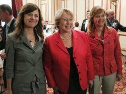 ¡VIVA LA IGUALDAD DEL PSOE!: LA NUEVA VIDA DE BIBIANA AIDO EN NUEVA YORK
