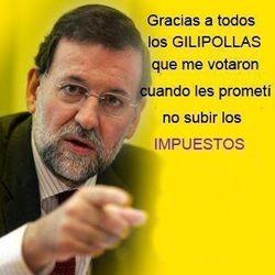 Aunque Bruselas lo haya desmentido, el gobierno de Rajoy, acusado de manipulación y de mentir, ha perdido credibilidad y solvencia